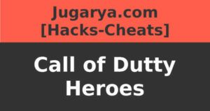hack call of dutty heroes cheat celerium