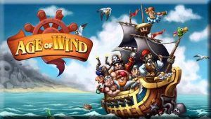Game info Android Age of Wind and iOS1