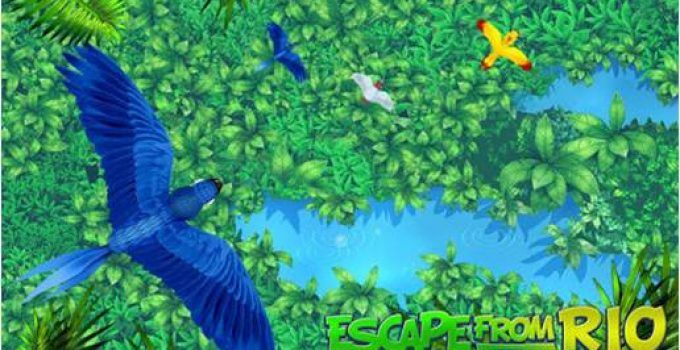 Hack Escape From Rio Cheat   Coins Unlimited
