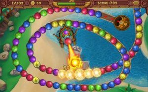 Marble Legend Game info 2 Android och IOS 2