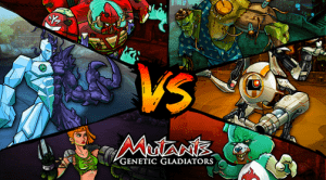 Informació del joc Mutants Genetic Gladiators Android i iOS1