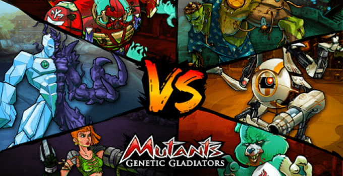 Hack Mutants Genetic Gladiators Cheat | Gold - Credits Unlimited