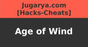 hack age of wind cheat gold xp