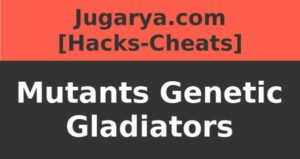 hack mutants genetic gladiators cheat gold credits