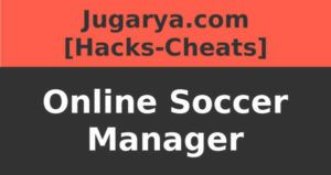 hack online soccer manager cheat funds tickets