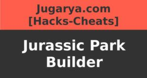 hack jurassic park builder cheat android ios