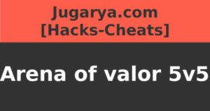 hack arena of valor 5v5 cheat vouchers gold