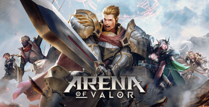 Hack Arena of valor 5v5 Cheat |  Vouchers - Gold Unlimited
