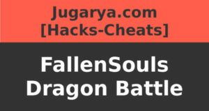 hack fallensouls dragon battle cheat diamonds gold