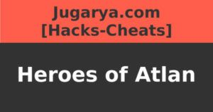 hack heroes of atlan cheat rubies