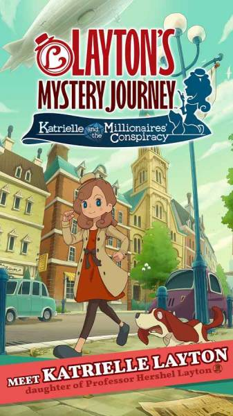 Hack Layton Mystery Journey Cheat   Fate - Gr Unlimited