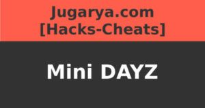 hack mini dayz cheat health ammunition