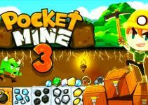 Hack Pocket Mine 3 Cheat | Rubies - Energy Unlimited