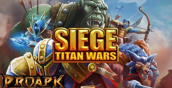 Hack Siege Titan Wars Cheat | Gems - Gold Unlimited