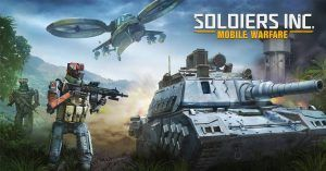 Soldaten Inc Mobile Warfare