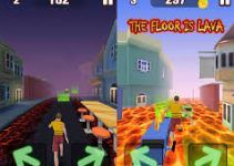 Hack The Floor Is Lava Cheat | Score Unlimited