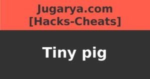 hack tiny pig cheat coins packs