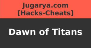 hack dawn of titans cheat gems gold