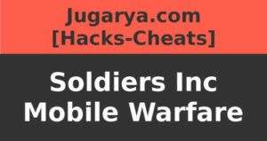 hack soldiers inc mobile warfare cheat diamonds