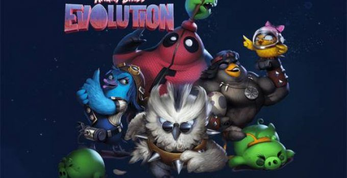 Hack Angry Birds Evolution Cheat | Gold - Gems Unlimited