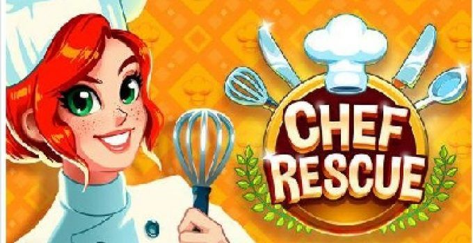 Hack Chef Rescue Cheat | Coins - Gems Unlimited