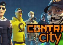 Hack Contra City Online Cheat | Weapons - Items Unlimited
