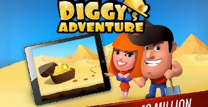 Hack Diggys Adventure Cheat | Gems - Energy Unlimited