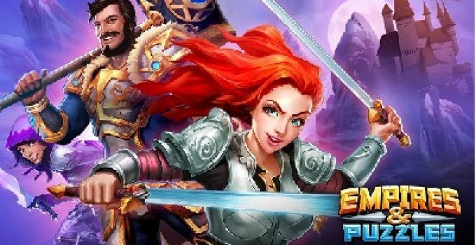 Hack Empires and Puzzles RPG Quest Cheat | Gems - Coins Unlimited