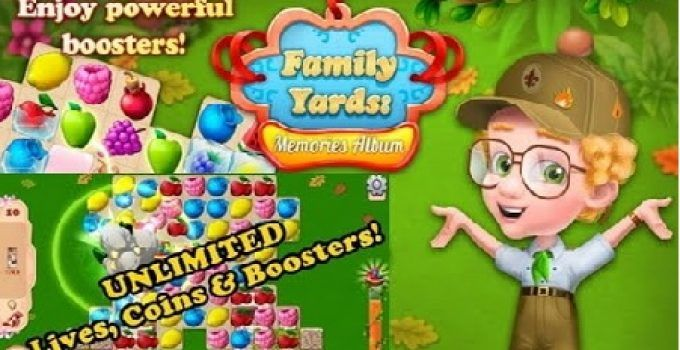 Hack Family Yards Memories Album Cheat | Coins Unlimited