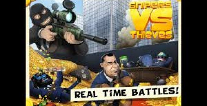 Hack Snipers vs Thieves Cheat | Gold - Weapons Unlimited | 2019