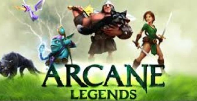 Hack Arcane Legends Cheat | Platinum - Gold Unlimited