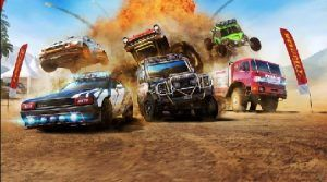 Асфалтов Xtreme Offroad Rally Racing