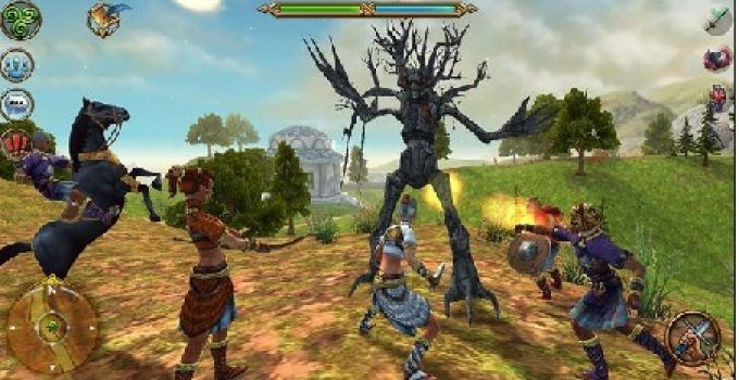 Hack Celtic Heroes 3D MMORPG Cheat | Platinum - Gold Unlimited