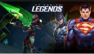 DC Legends Battle for Justice