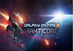 Galaxy on Fire 3 Manticore
