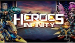 Heroes Infinity Gods Future Fight
