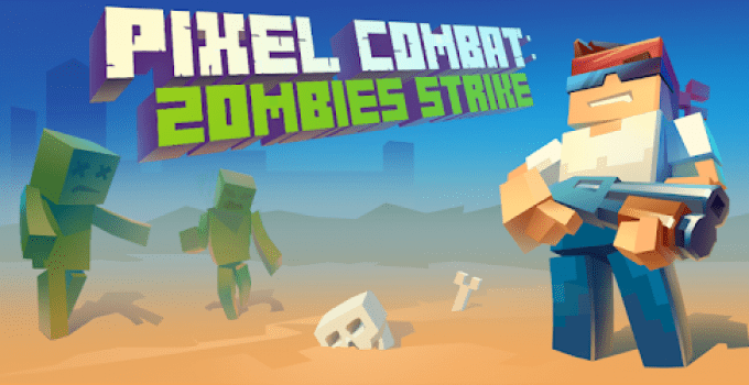 Hack Pixel Combat Zombies Strike Cheat | Weapons - Ammo Unlimited