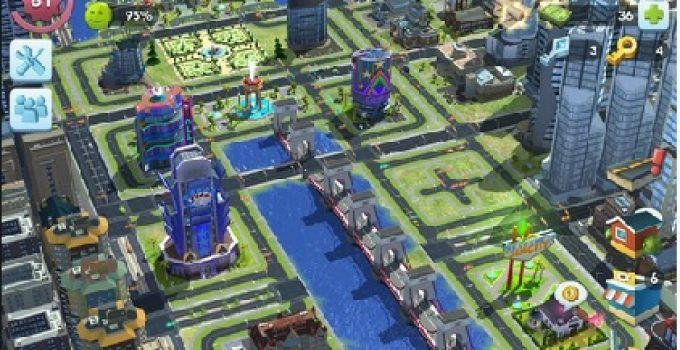 Hack SimCity BuildIt Cheat | Simcash Unlimited