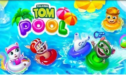 Hack Talking Tom Pool Cheat | Coins Unlimited
