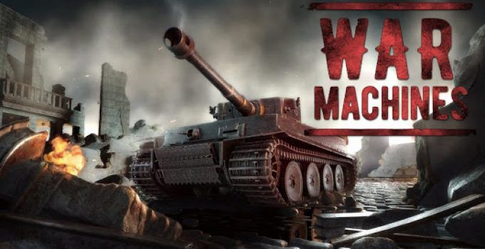 Hack War Machines Cheat | Diamonds - Coins Unlimited