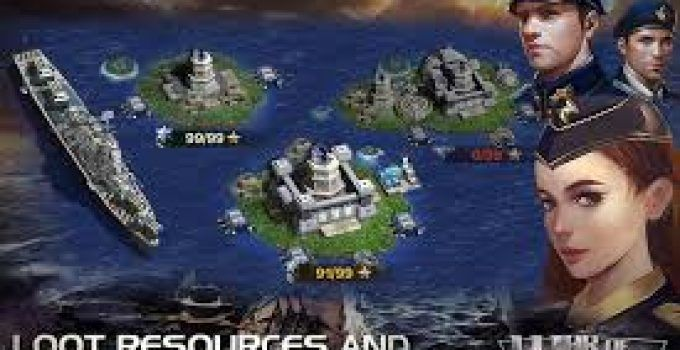 Hack War of Warship Pacific War Cheat | Gold - Coins Unlimited