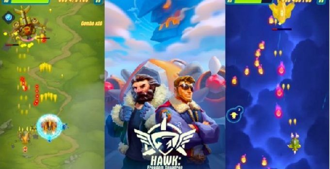Hack HAWK Freedom Squadron Cheat | Crystals - Coins Unlimited