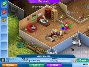 Hack Virtual Families 2 Our Dream House Cheat | Money