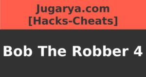 hack bob the robber 4 cheat cash