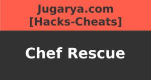 hack chef rescue cheat coins gems