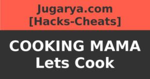 hack cooking mama lets cook cheat recipe pack items