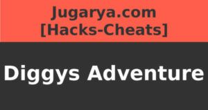 hack diggys adventure cheat gems energy