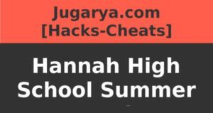hack hannah high school summer crush cheat unlocks coins