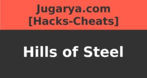 hack hills of steel cheat elite tanks coins