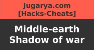 hack middle earth shadow of war cheat gemstones silver coins